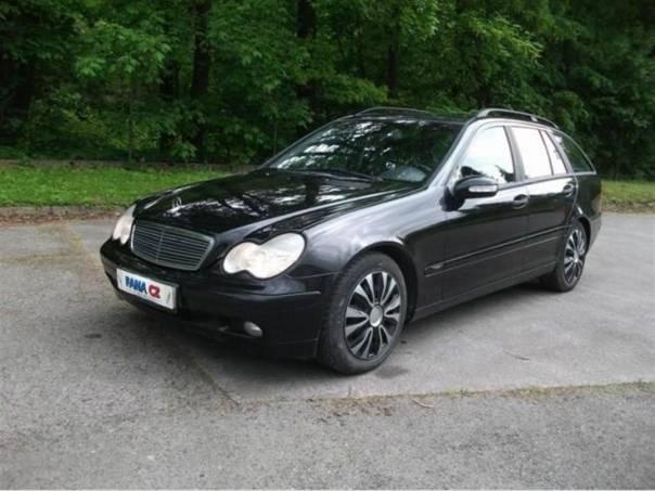 Mercedes-Benz Třída C 180 t 2.0, foto 1 Auto – moto , Automobily | spěcháto.cz - bazar, inzerce zdarma