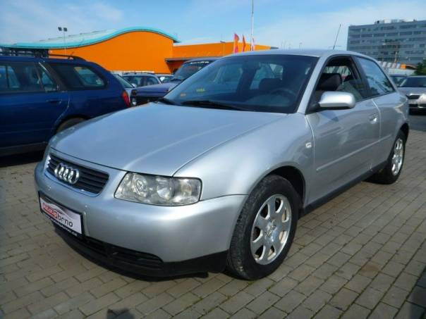 Audi A3 1.6 DIGIKLIMA, foto 1 Auto – moto , Automobily | spěcháto.cz - bazar, inzerce zdarma