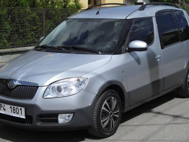 Škoda Roomster 1.9 TDI SCOUT, foto 1 Auto – moto , Automobily | spěcháto.cz - bazar, inzerce zdarma