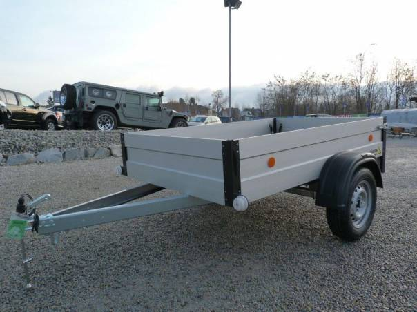 Agados  7 N1, 750 KG Skladem 2 ks, foto 1 Užitkové a nákladní vozy, Přívěsy a návěsy | spěcháto.cz - bazar, inzerce zdarma