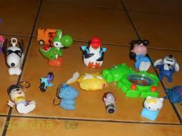 Prodám malé hračky viz foto, použité , Pro děti, Hračky  | spěcháto.cz - bazar, inzerce zdarma