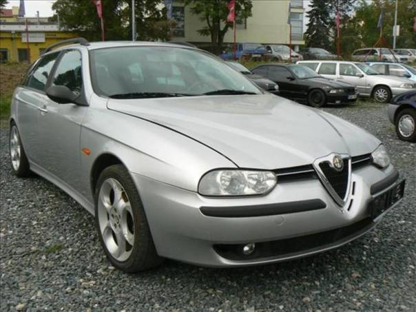 Alfa Romeo 156 1,9 JTD PĚKNÝ 81KW!!!, foto 1 Auto – moto , Automobily   spěcháto.cz - bazar, inzerce zdarma