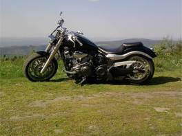 Yamaha Midnight Star XV 1900 Midnight Star , Auto – moto , Motocykly a čtyřkolky  | spěcháto.cz - bazar, inzerce zdarma