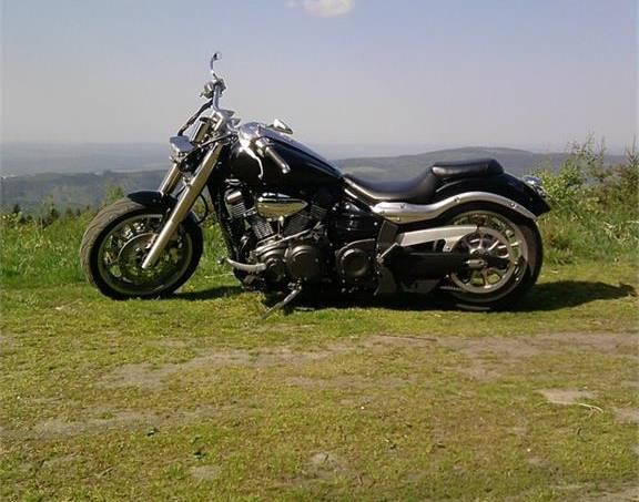 Yamaha Midnight Star XV 1900 Midnight Star, foto 1 Auto – moto , Motocykly a čtyřkolky | spěcháto.cz - bazar, inzerce zdarma