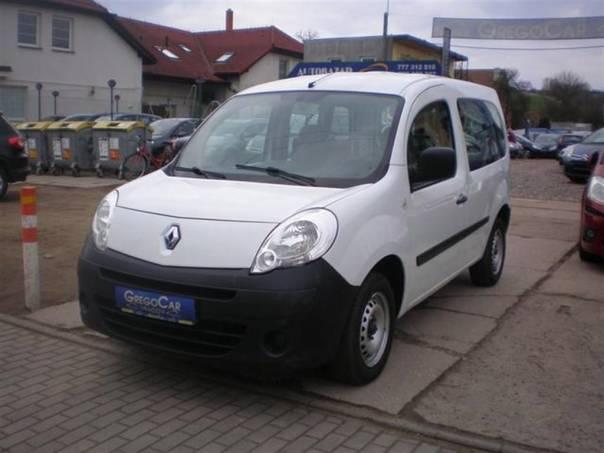 Renault Kangoo 1,5DCI-KLIMATIZACE--44000KM, foto 1 Užitkové a nákladní vozy, Do 7,5 t | spěcháto.cz - bazar, inzerce zdarma