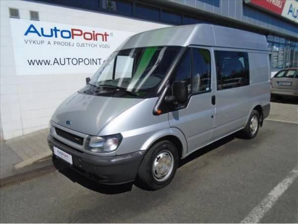 Ford Transit 2,0 Di VAN, foto 1 Užitkové a nákladní vozy, Do 7,5 t | spěcháto.cz - bazar, inzerce zdarma
