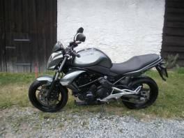 Kawasaki ER ER-6n,25kw , Auto – moto , Motocykly a čtyřkolky  | spěcháto.cz - bazar, inzerce zdarma