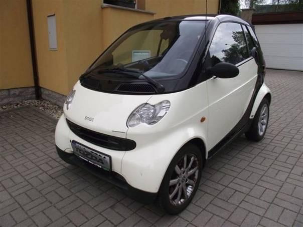 Smart Fortwo 0,6 turbo *tiptronic*servis.kn, foto 1 Auto – moto , Automobily | spěcháto.cz - bazar, inzerce zdarma