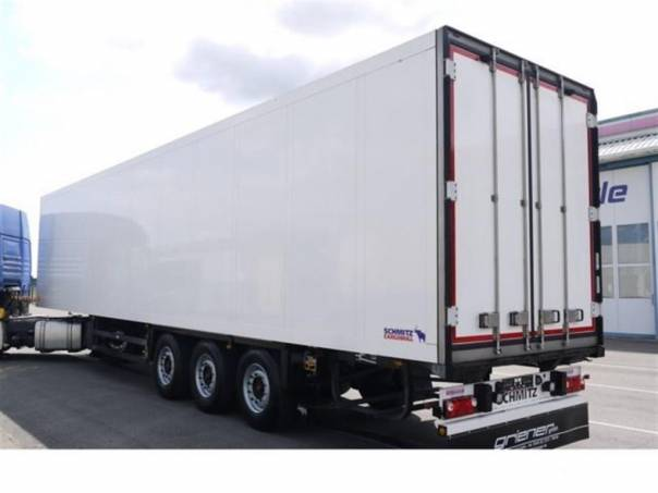 Schmitz  Cargobull SKO 24, foto 1 Užitkové a nákladní vozy, Přívěsy a návěsy   spěcháto.cz - bazar, inzerce zdarma