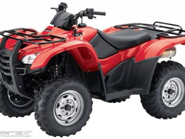Honda  TRX, foto 1 Auto – moto , Motocykly a čtyřkolky | spěcháto.cz - bazar, inzerce zdarma