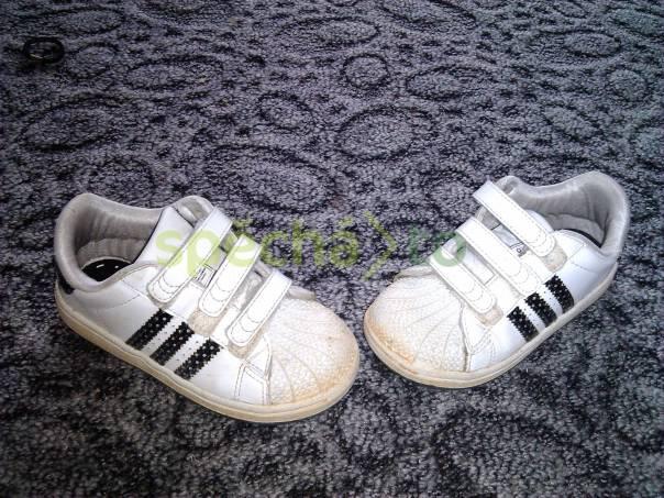 sportovni boty Adidas superstar vel. 26, Vysočina, Jihlava ...