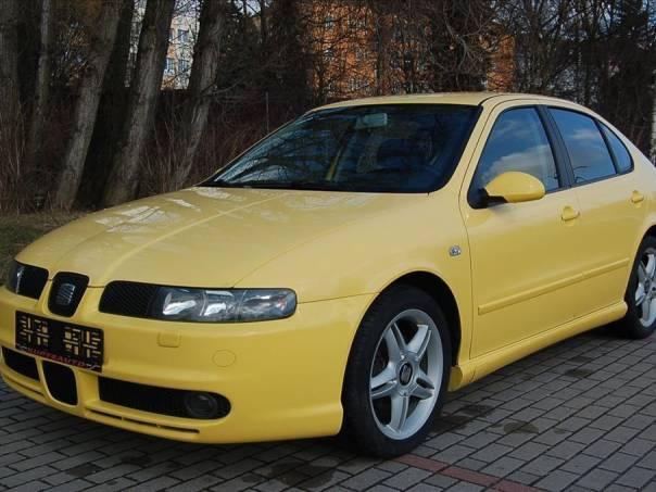 Seat Leon 1.9 TDi - Cupra 190 PS  1. Majitel  TOP-SPORT, foto 1 Auto – moto , Automobily | spěcháto.cz - bazar, inzerce zdarma