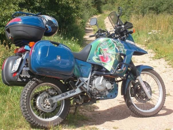 Suzuki DR 800 Big, foto 1 Auto – moto , Motocykly a čtyřkolky | spěcháto.cz - bazar, inzerce zdarma