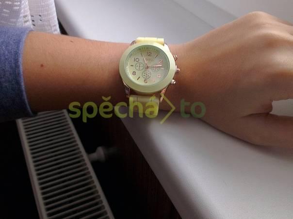 Moderní stylové hodinky značky GENEVA!  ed0b45baf1