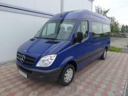 Mercedes-Benz Sprinter 211 CDI 9 Míst + Klima Akce , Užitkové a nákladní vozy, Autobusy  | spěcháto.cz - bazar, inzerce zdarma
