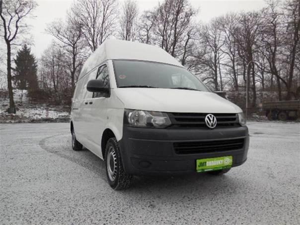 Volkswagen Transporter 2,0 63KW MAXI SERVISKA, foto 1 Užitkové a nákladní vozy, Do 7,5 t | spěcháto.cz - bazar, inzerce zdarma