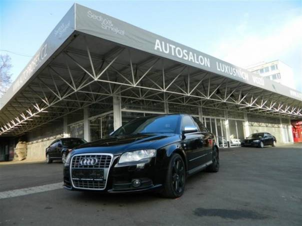 Audi S4 4.2 V8 Quattro, foto 1 Auto – moto , Automobily | spěcháto.cz - bazar, inzerce zdarma