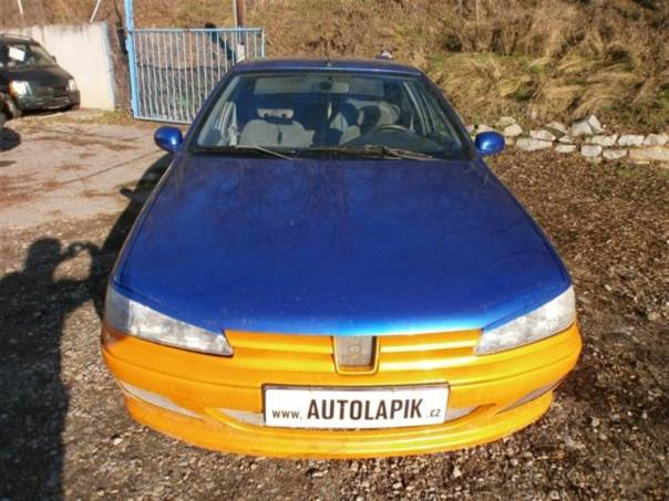 Peugeot 406 1,8i 81kW airbrush lak, foto 1 Auto – moto , Automobily | spěcháto.cz - bazar, inzerce zdarma