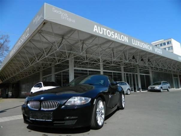 BMW Z4 3.0si Coupé ČR PŮVOD 1.MAJ, foto 1 Auto – moto , Automobily | spěcháto.cz - bazar, inzerce zdarma