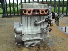 Škoda 1203 motor