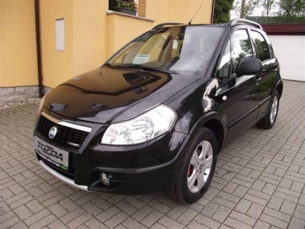 Fiat Sedici 1,9 JTD 4x4 *  91tis.km *, foto 1 Auto – moto , Automobily | spěcháto.cz - bazar, inzerce zdarma