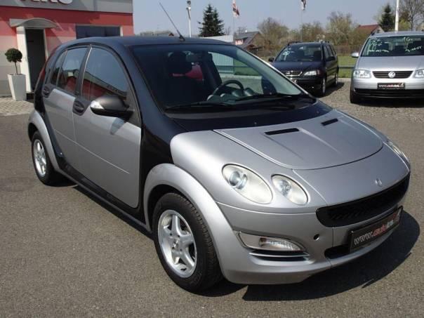 Smart Forfour 1,3i Pulse, foto 1 Auto – moto , Automobily | spěcháto.cz - bazar, inzerce zdarma
