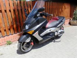 Yamaha T-Max T-Max 500 i.e (black max) , Auto – moto , Motocykly a čtyřkolky  | spěcháto.cz - bazar, inzerce zdarma