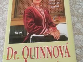 Dr. Quinnová - mezi dvěma světy , Hobby, volný čas, Knihy  | spěcháto.cz - bazar, inzerce zdarma