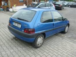 Citroën Saxo 1.6D eko zaplacen