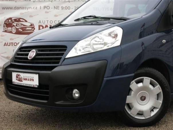 Fiat Scudo 2.0 JTD L2H1 Panorama, foto 1 Užitkové a nákladní vozy, Autobusy | spěcháto.cz - bazar, inzerce zdarma