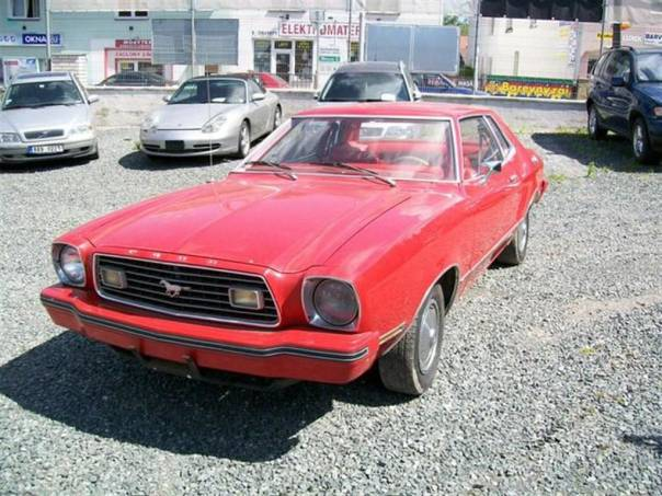 Ford Mustang 2,2, foto 1 Auto – moto , Automobily | spěcháto.cz - bazar, inzerce zdarma