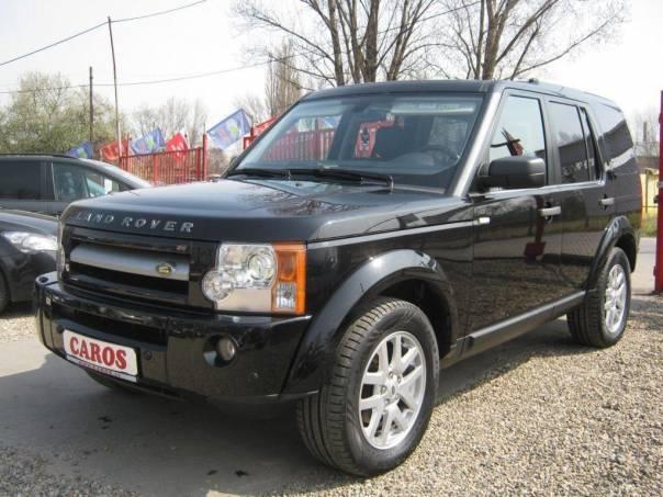 Land Rover Discovery 2.7TD, HSE,7míst,kůže,rezervace, foto 1 Auto – moto , Automobily | spěcháto.cz - bazar, inzerce zdarma