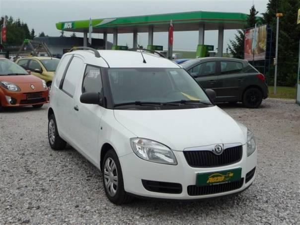Škoda Praktik 1.4 TDI *KLIMA*, foto 1 Užitkové a nákladní vozy, Do 7,5 t | spěcháto.cz - bazar, inzerce zdarma