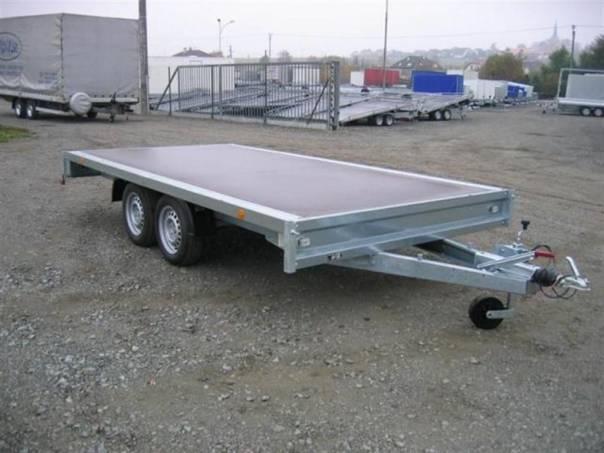 VER 2,7t 4,03/2,06 - plato, foto 1 Užitkové a nákladní vozy, Přívěsy a návěsy | spěcháto.cz - bazar, inzerce zdarma