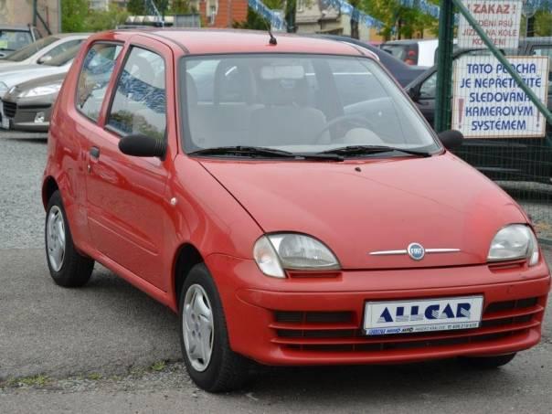Fiat Seicento 1.1i koup.v ČR , foto 1 Auto – moto , Automobily | spěcháto.cz - bazar, inzerce zdarma