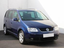 Volkswagen Touran  2.0 TDi, xenony, tempomat , Auto – moto , Automobily  | spěcháto.cz - bazar, inzerce zdarma