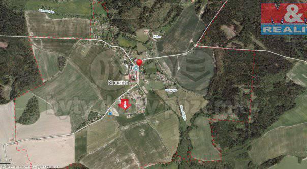 Prodej pozemku, Kornatice, foto 1 Reality, Pozemky | spěcháto.cz - bazar, inzerce