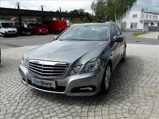 Mercedes-Benz Třída E 2,2   250 CDI, foto 1 Auto – moto , Automobily | spěcháto.cz - bazar, inzerce zdarma