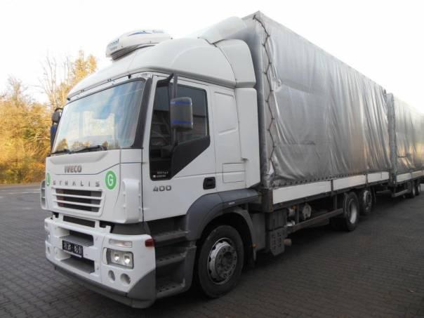 Iveco Stralis AT260S40, manuál, foto 1 Užitkové a nákladní vozy, Nad 7,5 t | spěcháto.cz - bazar, inzerce zdarma