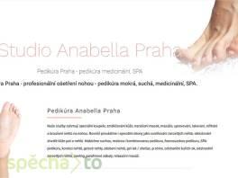 SPA pedikúra Anabella Praha , Wellness a péče o zdraví, Manikúra/Pedikúra    spěcháto.cz - bazar, inzerce zdarma
