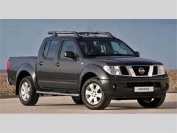 Nissan Navara DoubleCab, 2,5dCi140kW, SE, foto 1 Auto – moto , Automobily | spěcháto.cz - bazar, inzerce zdarma