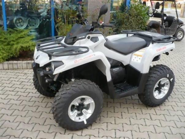 OUTLANDER 500 L / EPS, foto 1 Auto – moto , Motocykly a čtyřkolky | spěcháto.cz - bazar, inzerce zdarma