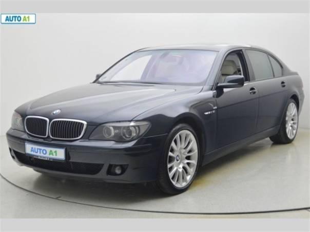 BMW Řada 7 760Li 327kW Individual, foto 1 Auto – moto , Automobily   spěcháto.cz - bazar, inzerce zdarma