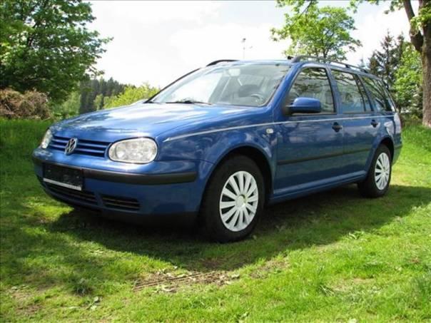 Volkswagen Golf 1,9 TDI Serviska  klimatizace  Variant  BASIS EDITION, foto 1 Auto – moto , Automobily | spěcháto.cz - bazar, inzerce zdarma