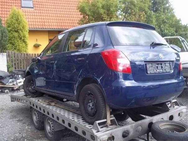 Škoda Fabia 1.2 Ambiente, foto 1 Auto – moto , Automobily | spěcháto.cz - bazar, inzerce zdarma