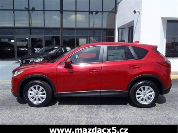 Mazda CX-5 2,2D 150k 4x4 Attraction Navi, foto 1 Auto – moto , Automobily | spěcháto.cz - bazar, inzerce zdarma