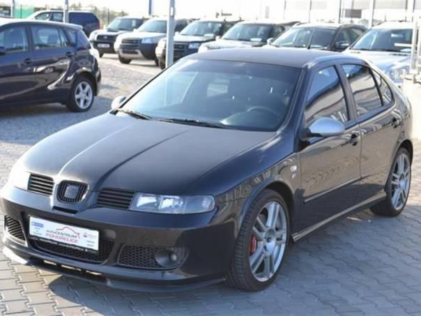 Seat Leon 1,8 CUPRA 1,8T 165kW, foto 1 Auto – moto , Automobily | spěcháto.cz - bazar, inzerce zdarma