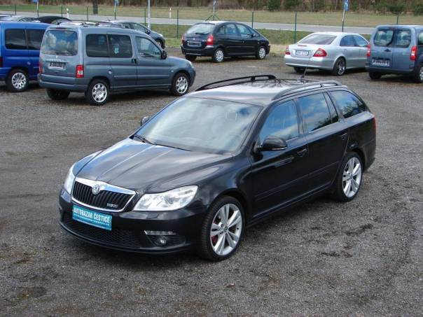 Škoda Octavia 2.0 TDI RS, foto 1 Auto – moto , Automobily | spěcháto.cz - bazar, inzerce zdarma