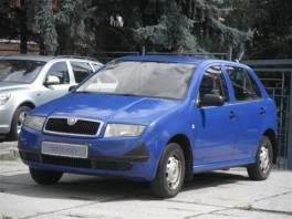 Škoda Fabia 1,2 HTP Junior , Auto – moto , Automobily  | spěcháto.cz - bazar, inzerce zdarma