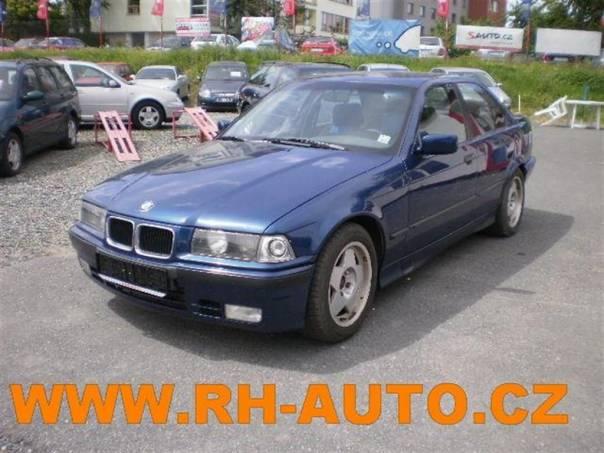 BMW Řada 3 2,5 325i, foto 1 Auto – moto , Automobily | spěcháto.cz - bazar, inzerce zdarma